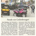 Bericht über unsere Ausstellung - Kötztinger Zeitung vom 02. April 2013