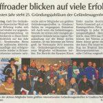 Bericht Kötztinger Zeitung 6. März 2013