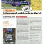 Vorstellung unseres Vereins - OFF ROAD Magazin, Ausgabe 5/13