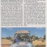Bericht aus der Kötztinger Zeitung vom 30. Juil 2015 zur 15. Steinbeisser Trophy