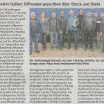 Kötztinger Umschau vom 22.12.16 zur Gradisca