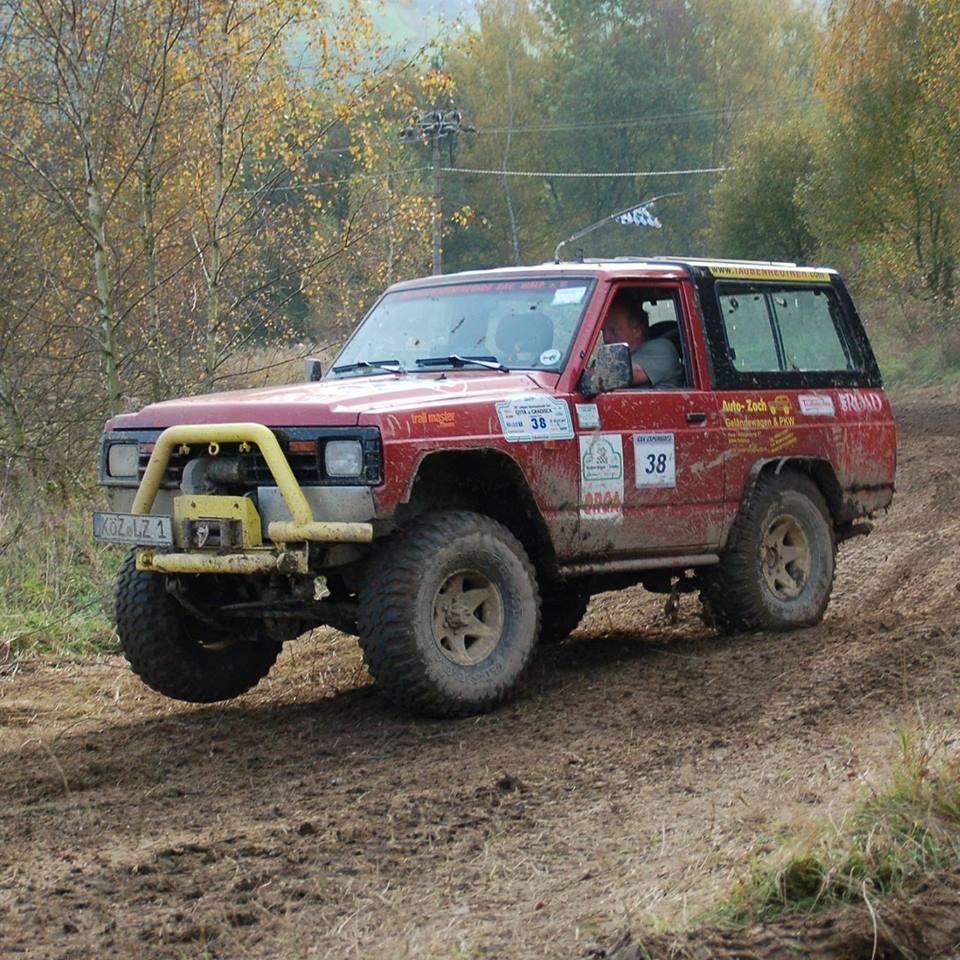 Nissan Patrol von Luck Zach aus Bad Kötzting